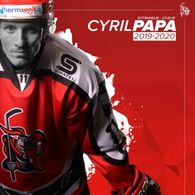 Prolongation pour Cyril Papa